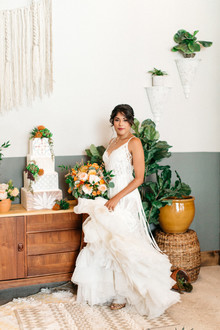 Fall interiors inspired wedding shoot