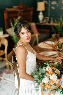 Modern spanish wedding inspiration