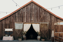 Petaluma barn wedding