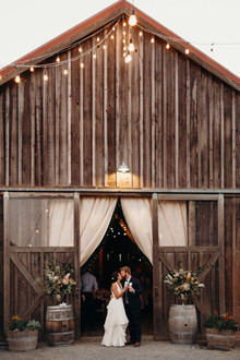 Petaluma farm wedding