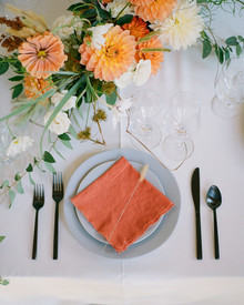 Late summer baby shower inspiration