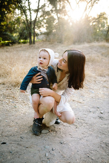 Mother son photos featuring Shop Bitte kids clothes
