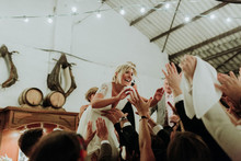 Authenic festive farm wedding in Saintes-Maries-de-la-Mer, Provence