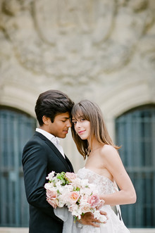 Guide to getting married in Paris on 100 Layer Cake