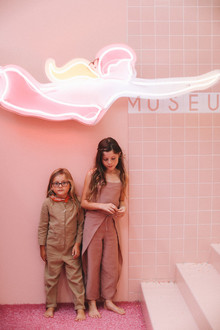 Museum of Ice Cream tour on 100 Layer Cakelet