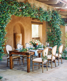 Romantic fall southwest wedding ideas in Scottsdale