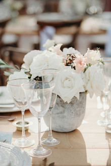 Chic summer destination wedding in Ibiza