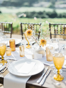 Romantic California wedding at Carmel Valley Ranch