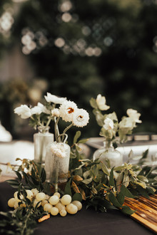 Elegant formal Darlington House wedding in La Jolla