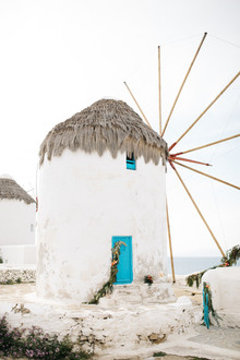 Destination wedding in Mykonos Greece