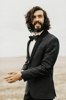 Groom Tuxedo by The Black Tux