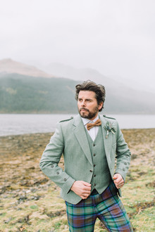 Scottish Elopement Inspiration