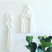 Knotted wall hangings