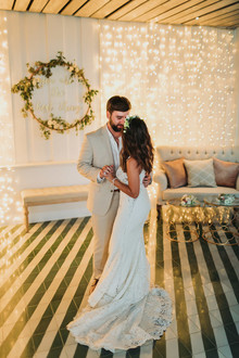 Romantic Cabo wedding at the Cape Hotel