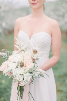 Apple orchard wedding inspiration in Mont Saint Hilaire, Quebec