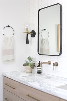 Amanda Dawbarn bathroom renovation