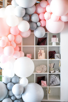 Wild Child Party balloons