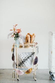 Gelato Ice Cream Cart