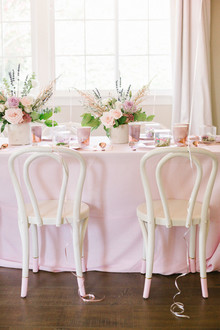 Ballet themed birthday party with all the girly details