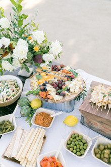 How to throw a chic Italian country baby shower in California
