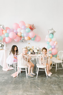 Magical sugar plum fairy party