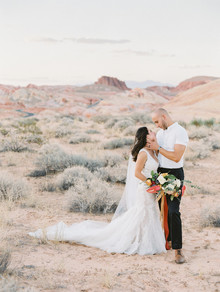 Valley of Fire elopement