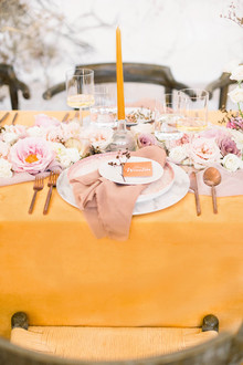 Mustard wedding ideas