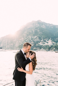 How to elope on the Amalfi Coast: an elegant Praiano elopement