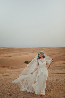 The ultimate in laid back desert chic is this stylish wedding in the Agfay desert outside of Marrakesh