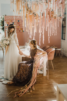 Modern wedding ideas
