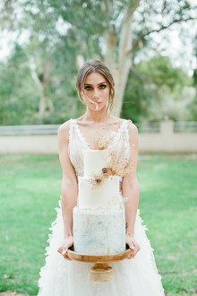 boho luxe wedding editorial in Cyprus, Greece
