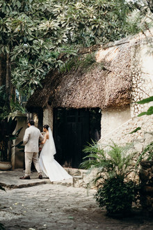 Mexico wedding at Coqui Coqui