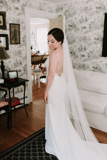 Lela Rose wedding dress