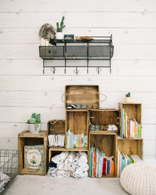 Boy's nursery ideas