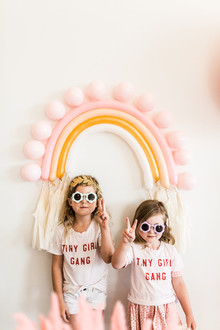 Tiny Girl Gang shirts