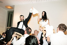 Jewish Prospect House wedding