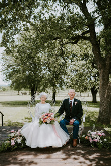 64th wedding anniversary shoot