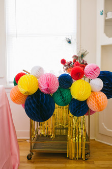 Circus themed birthday party ideas