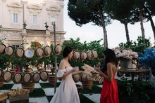Modern Indian wedding in Rome