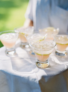 Summer cocktail hour ideas