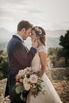 Elegant wedding in Spain
