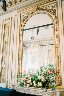 French floral arrangements