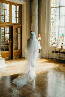Elegant Paris destination wedding at a historic venue