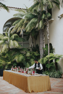 Ritz Carlton Laguna beach wedding