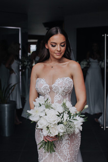 Pallas Couture wedding dress
