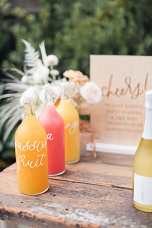 earthy gender neutral baby shower ideas
