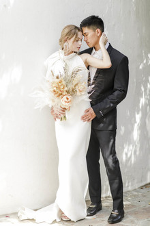 Modern Moroccan inspired wedding at Korakia Pensione