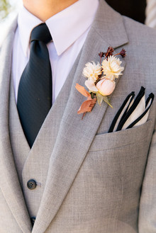 early fall wedding colors