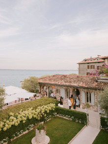Spring wedding in Italy