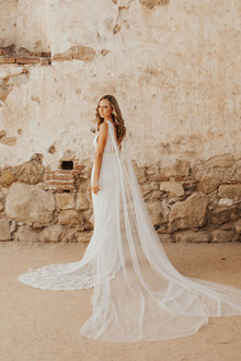 My Made WIth Love wedding dress